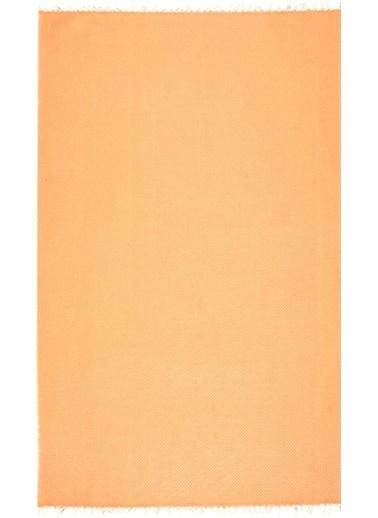 MarkaEv Bodrum Çift Taraflı Kilim 80x300cm Oranj